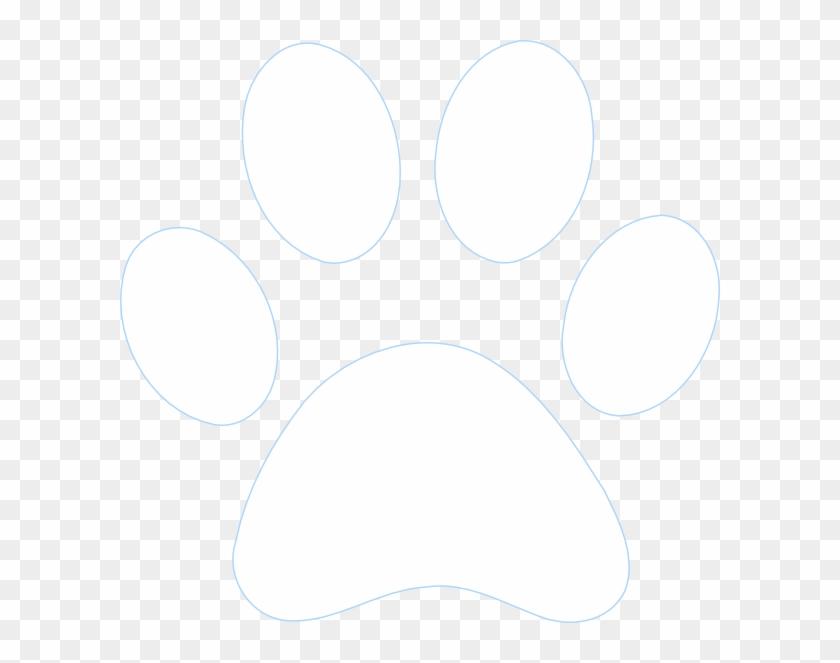 Original Png Clip Art File Paw Print Outline Svg Images