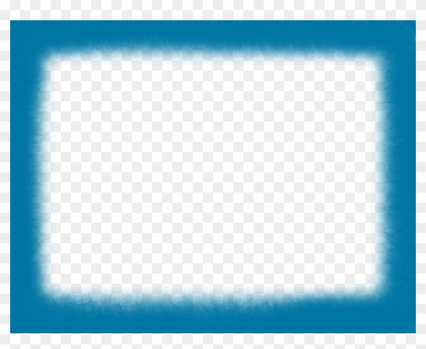 Light Blue Border Png - Blue Border Transparent Background
