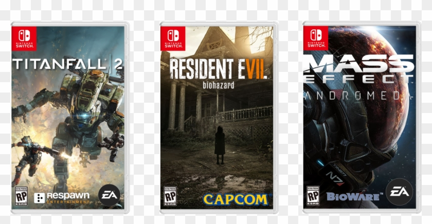 Capcom Has No Plans To Put Resident Evil 7 On Switch Pc Game Hd