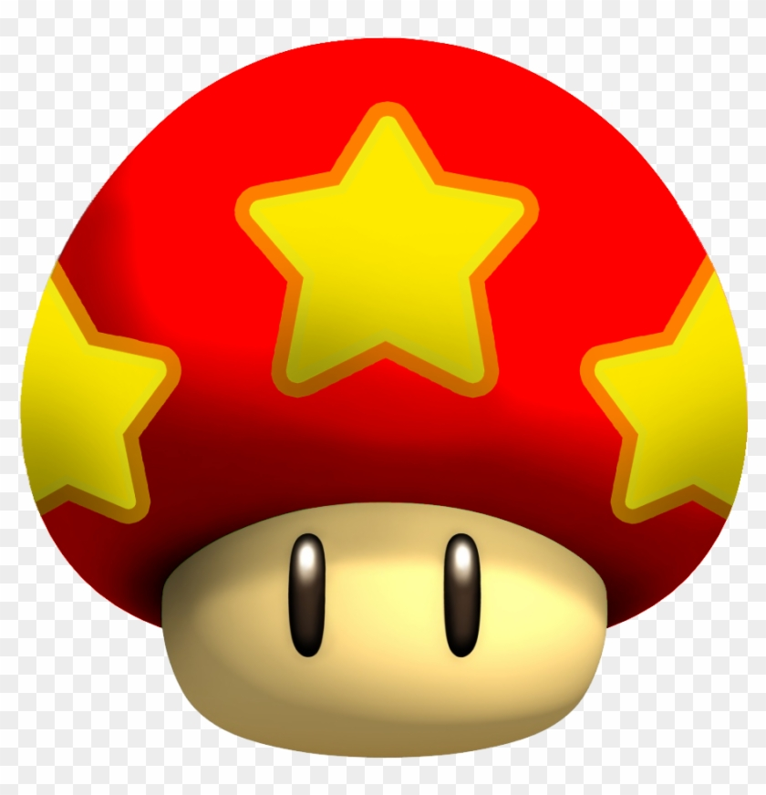 Wii Newer Super Mario Bros Super Mario 1 Up Mushroom Hd Png Download 1024x1024 860163 Pngfind