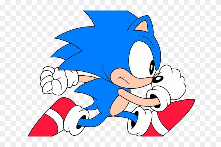 Sonic The Hedgehog Clipart Classic Sonic Sonic The Hedgehog Paint Hd Png Download 640x480 863835 Pngfind
