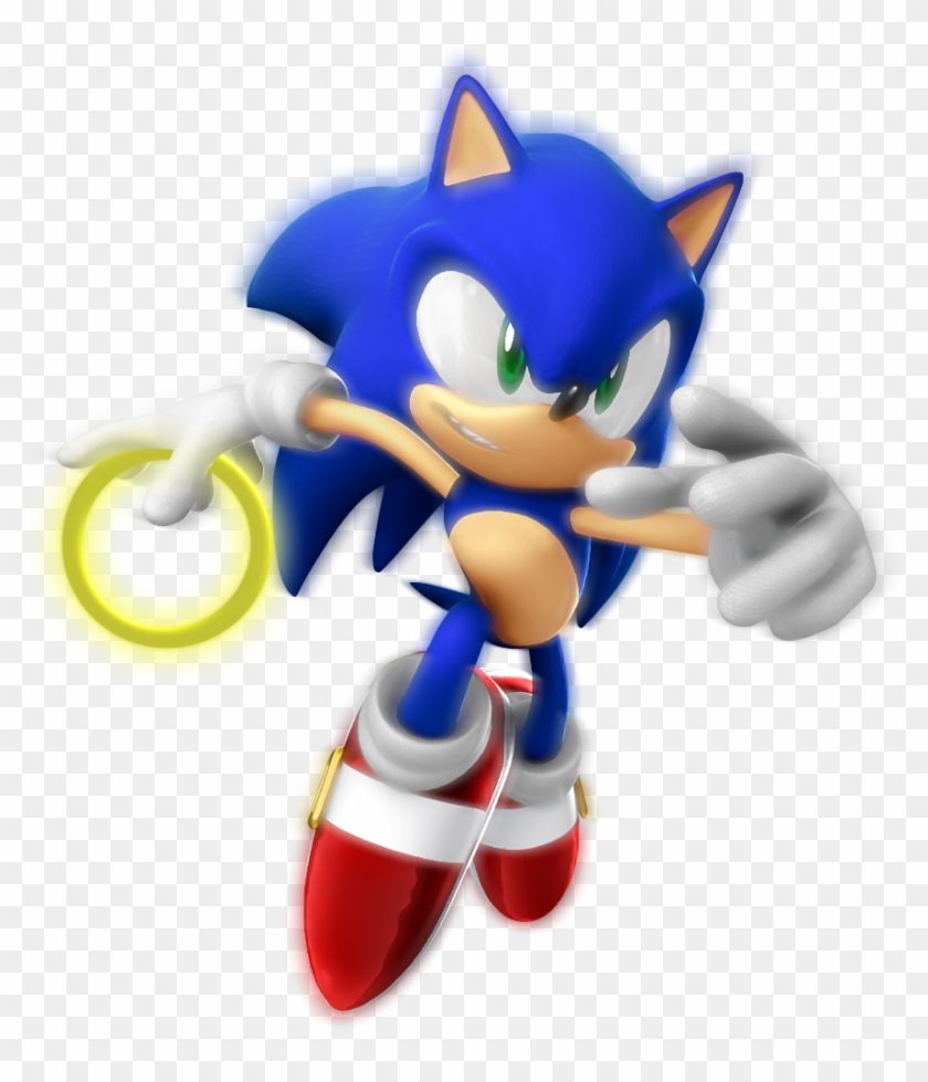 Sonic The Hedgehog Invitation HD Png Download