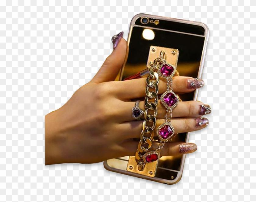 new product 7cb9b b5adb 270-luxury Bling Rhinestone Mirror Phone Cases With - Smartphone, HD ...