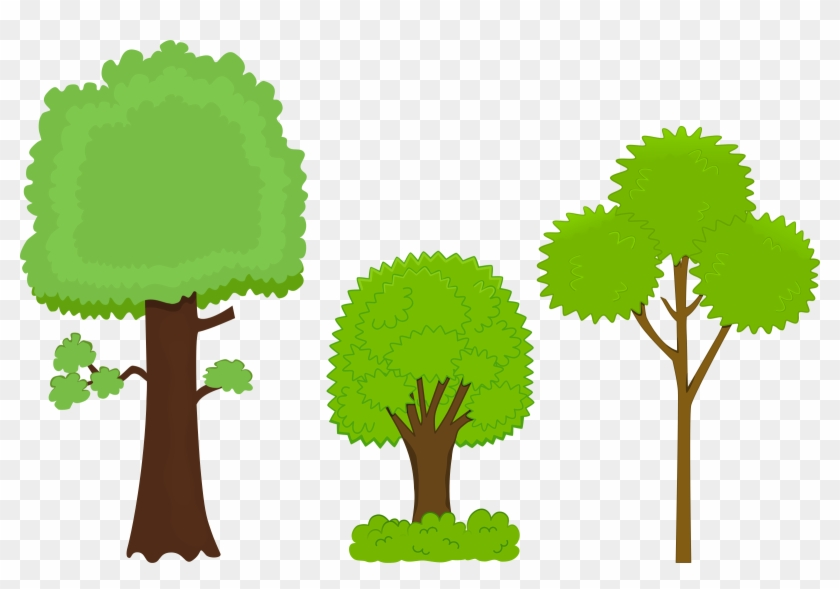 Planting Clipart Short Tree Free For Download On Rpelm Big And