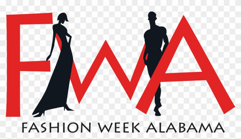 Fashion Week Alabama Logo Creative Fashion Logo Design Png Transparent Png 1162x613 878363 Pngfind