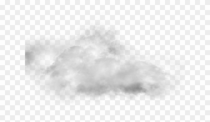 Smoke Clipart Foggy - Transparent Clouds Texture Png, Png Download