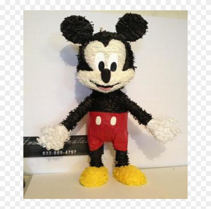 Custom Mickey Mouse Pinata In Houston - Mickey Mouse Piñata