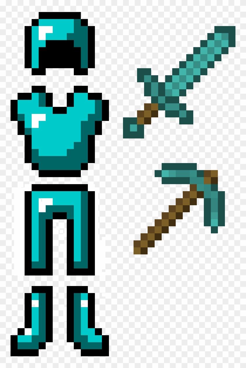 Ravan Minecraft Diamond Armor Hd Png Download 1200x1200 891505 Pngfind