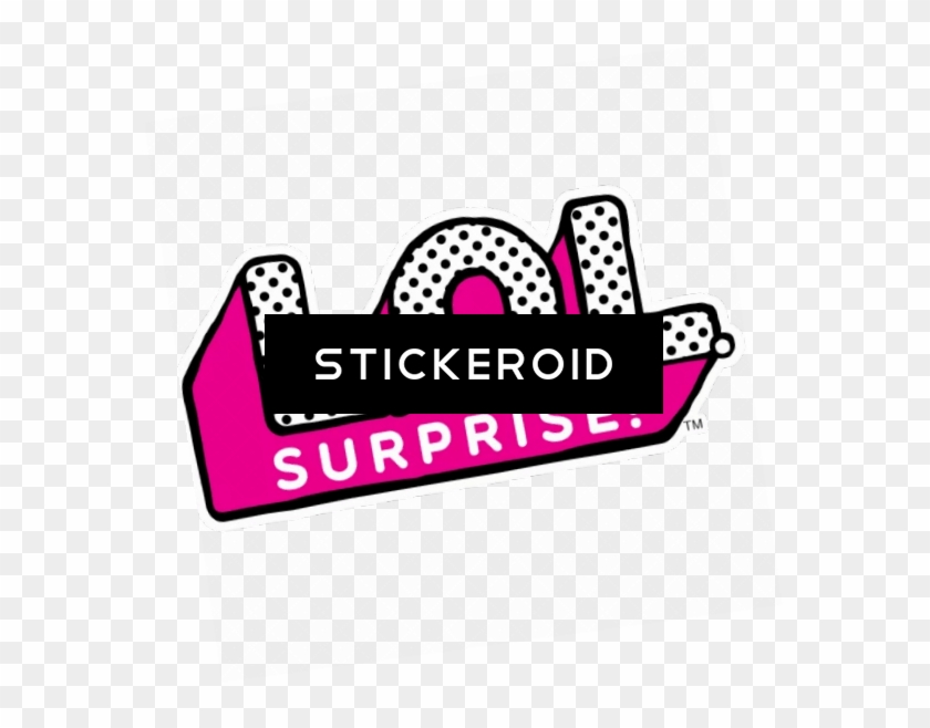 Lol Surprise Doll Series 2 , Png Download - Logo Lol Surprise Png