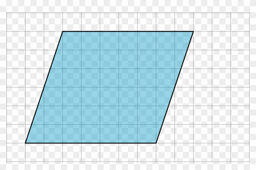 A Parallelogram And Its Rectangles Parallelogram On Grid