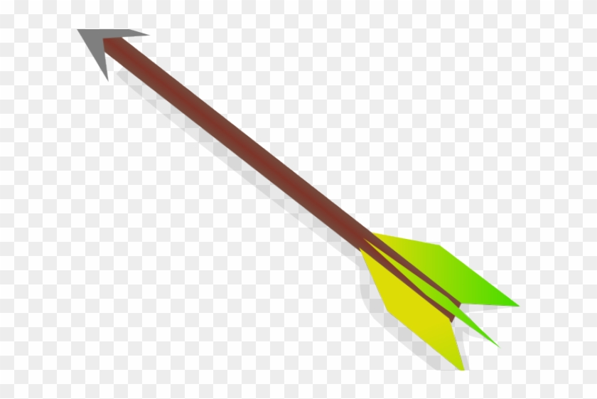 Archery Arrow Cliparts Cartoon Image Of Arrow Hd Png Download 640x480 900737 Pngfind
