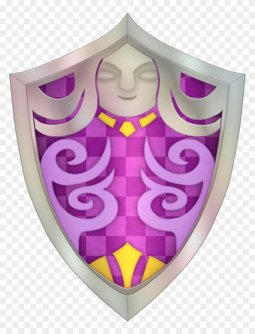 Goddess Shield - Legend Of Zelda Skyward Sword Shields, HD