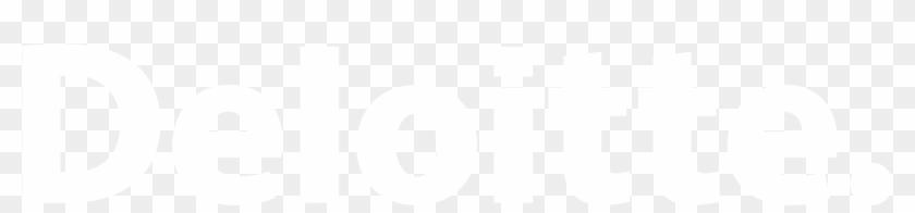 Deloitte Logo Black And White - Jhu Logo White, HD Png