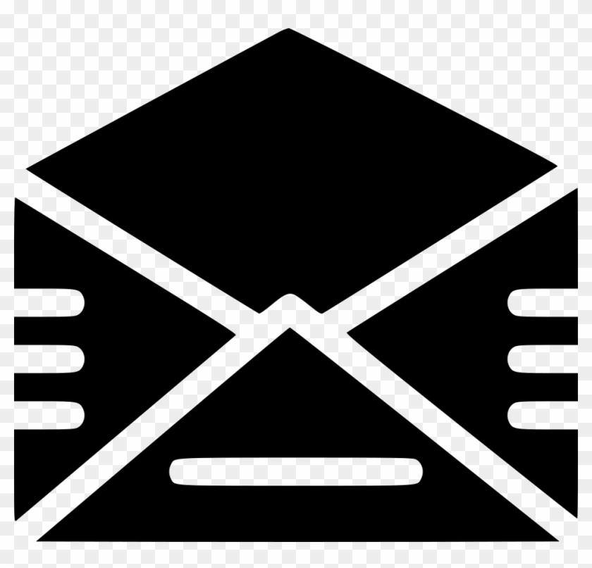 Open Envelope Comments - Graphic Design, HD Png Download