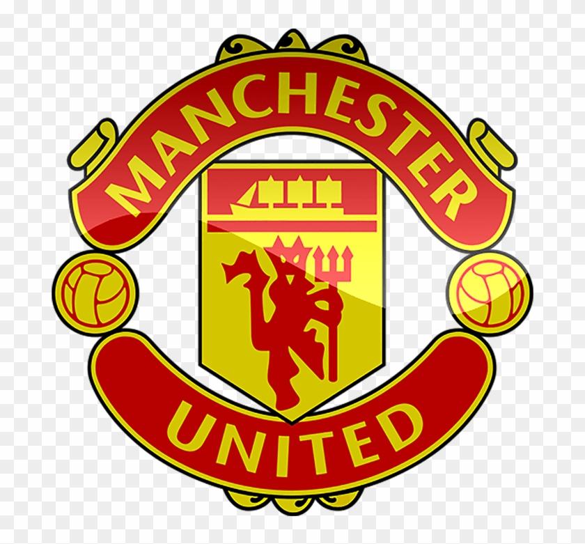 new concept 32729 73472 Manchester United 3d Logo Png - Logo Dream League Soccer ...