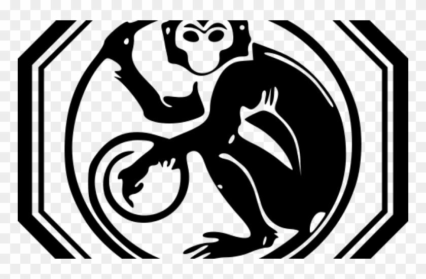 Gong Xi Fa Cai Happy New Year - Chinese Zodiac Monkey Tattoo