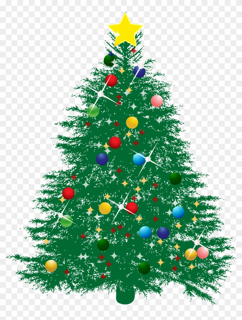 15 Christmas Tree Vector Png For Free Download On Mbtskoudsalg