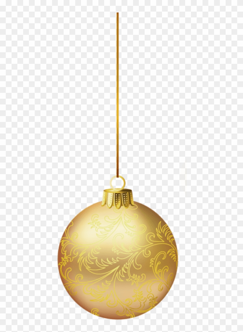 Gold Christmas Ornaments Png.Free Png Gold Christmas Ball Png Gold Christmas Ball Png