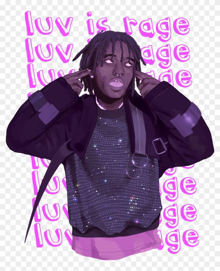 Lil Uzi Png Lil Uzi Vert Chibi Drawing Transparent Png