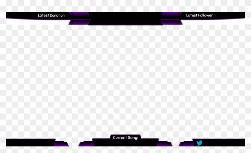 I Will Create A Custom Twitch Overlay - Galaxy Twitch