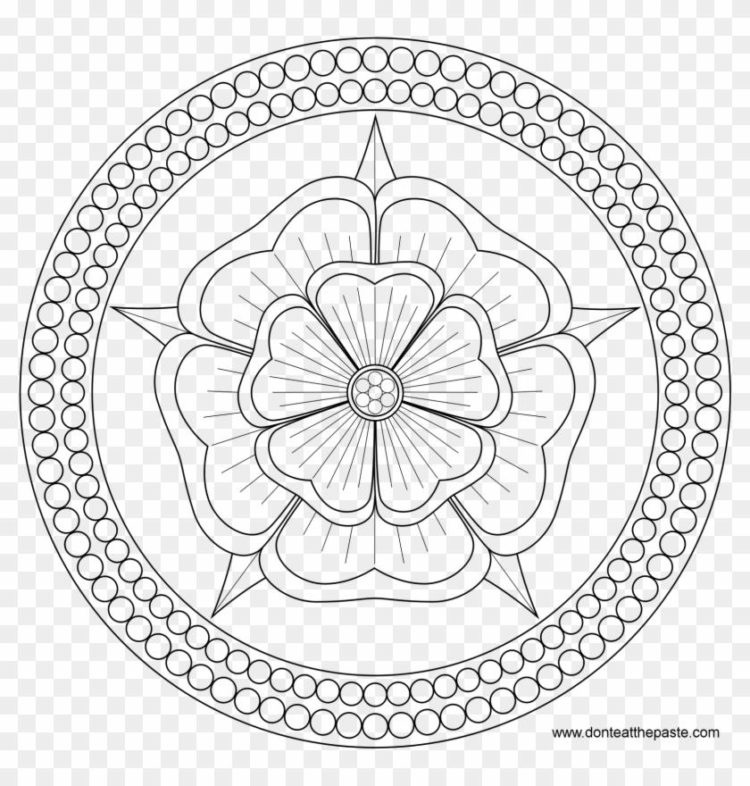 Dreamcatcher Clipart Mandala Crochet Graph Paper Circle Hd Png