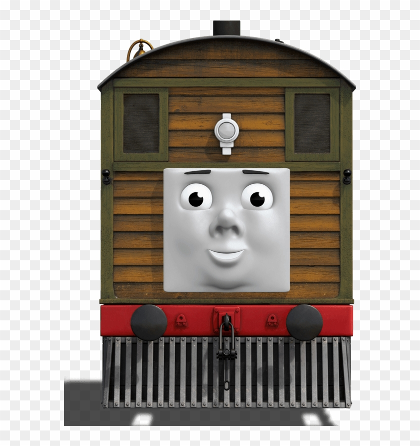 Meet The Thomas Friends Engines Thomas The Tank Engine Toby Hd Png Download 635x810 937985 Pngfind