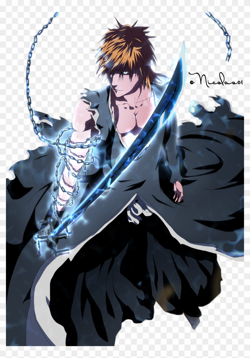 Bleach Wallpaper Ichigo Final Getsuga