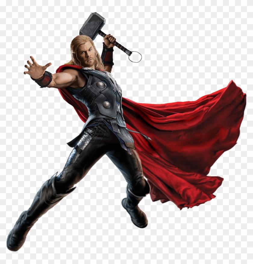 Png Thor - Thor Png, Transparent Png - 1183x1177(#943800