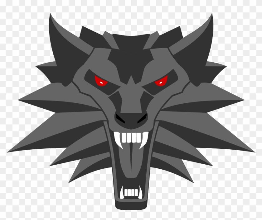 Vn70sgr - Witcher Wolf Medallion Png, Transparent Png