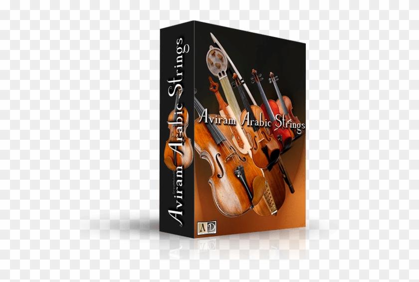 65% Off Aviram Arabic Strings By Aviram Dayan Production - Viola, HD