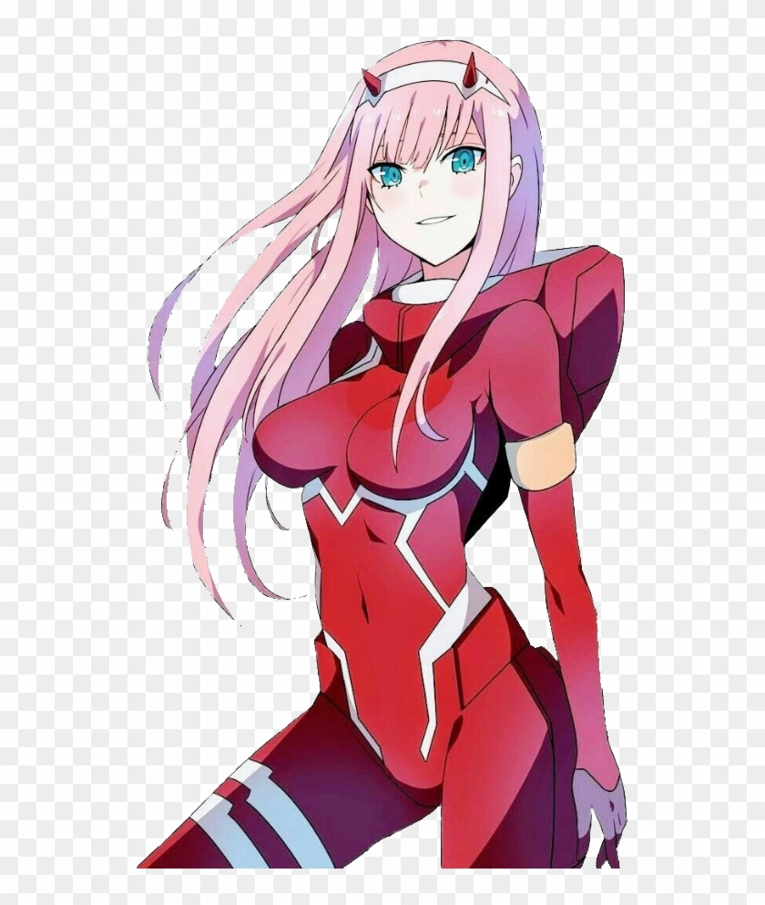 Mediapng 002 For Those Who Want To Make Cool Wallpapers Zero Two