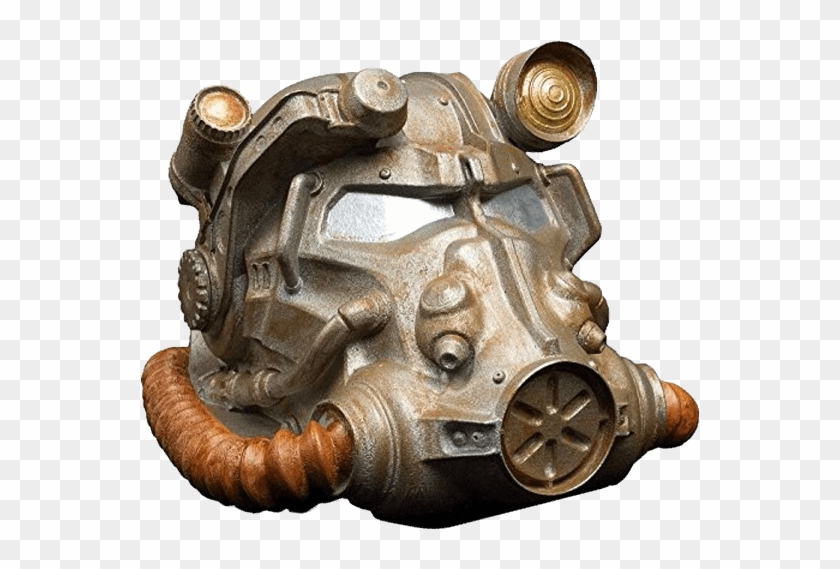 Power Armour Helmet Coin Bank - Fallout Power Armor Helmet Model, HD
