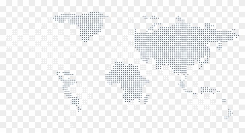 Ndrive Canada Map Ndrive Map Dot   World Map Dot Png, Transparent Png   1628x907
